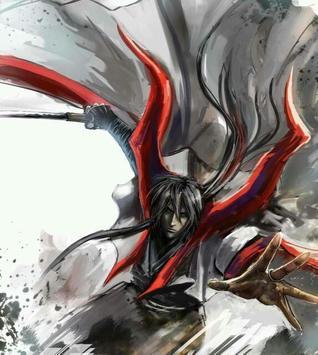 Samurai Anime 【Comic・Manga】 poster