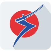Samurai Fitness icon