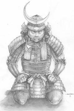 Samurai Tattoo Wallpaper apk screenshot