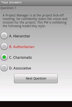 Pmp exam prep free screenshot 6