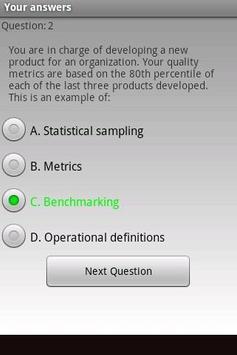 Pmp exam prep free screenshot 7