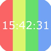 Pure Color Watch Face icon
