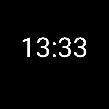 Pure Color Watch Face screenshot 3