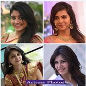 Actress Photos icon