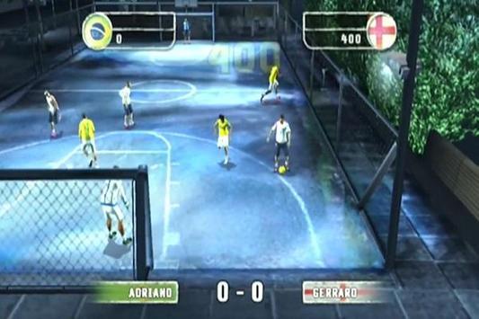 Trick FIFA Street 2 الملصق