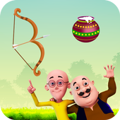 Motu Patlu Archery icon