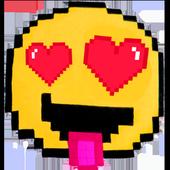 New Pixel ART - Coloring by Pixels Sandbox Book icon