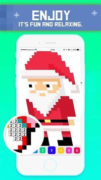 New Pixel ART - Coloring by Pixels Sandbox Book screenshot 2