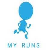 My Runs icon