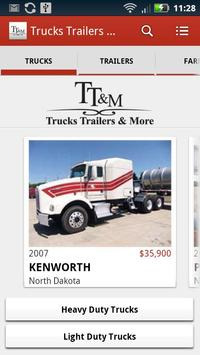 Trucks Trailers & More poster