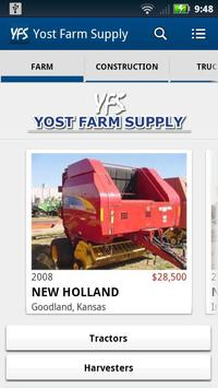 Yost Farm Supply poster