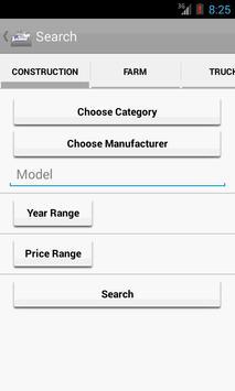 appell equipment sales apk screenshot