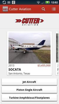 Cutter Aviation poster