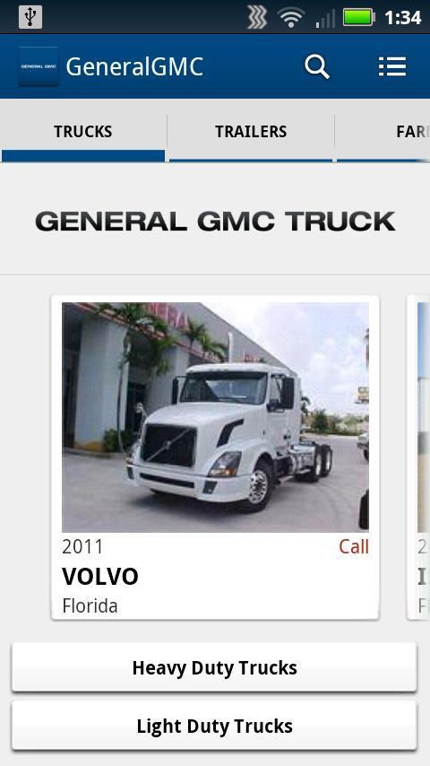 Commercial Truck Sales >> General Gmc Truck Sales For Android Apk Download