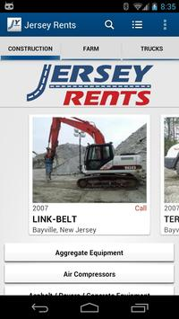 Jersey Rents poster