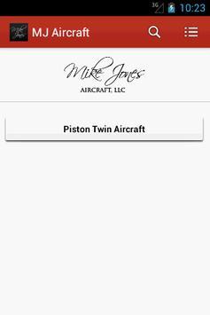 Mike Jones Aircraft, LLC poster