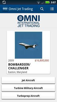 Omni Jet Trading poster