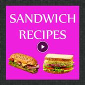 Sandwish Recipes icon