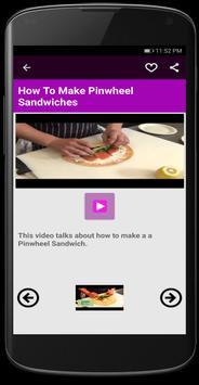 Sandwish Recipes screenshot 3