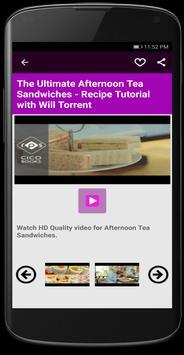 Sandwish Recipes screenshot 2