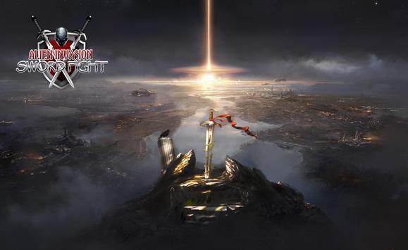 Alien Invasion Sword Fight screenshot 2