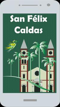San Felix Caldas poster