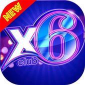 Săn hũ tỷ phú - x6club.vip icon