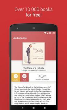 1 Schermata Learn English with Audiobooks