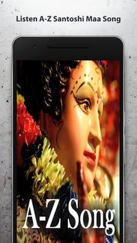 Santoshi Mata Song & Wallpaper poster