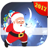 Super Santa Running icon