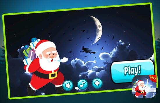 Super Santa Running apk screenshot
