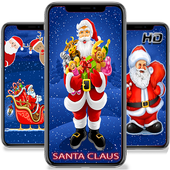 Santa Claus Wallpaper icon