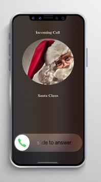 Ask Santa For Gifts - Call Santa poster