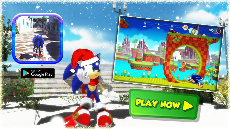 Sonic Christmas.Sonic Christmas Santa Clause For Android Apk Download