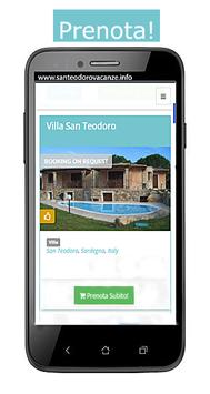 San Teodoro vacanze apk screenshot