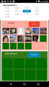 WodBuster apk screenshot