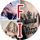Fashion India Hair And Tattoos Style icon