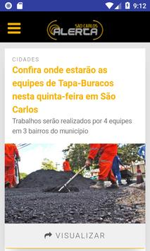 São Carlos Alerta screenshot 2