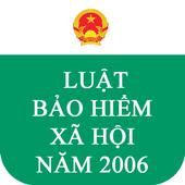 Luật Bảo hiểm xã hội 2006 icon