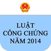 Luật Công chứng Việt Nam 2014 icon