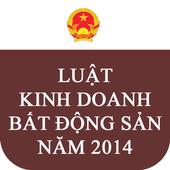 Luật Kinh doanh bất động sản 2014 icon