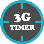 3G Timer icon