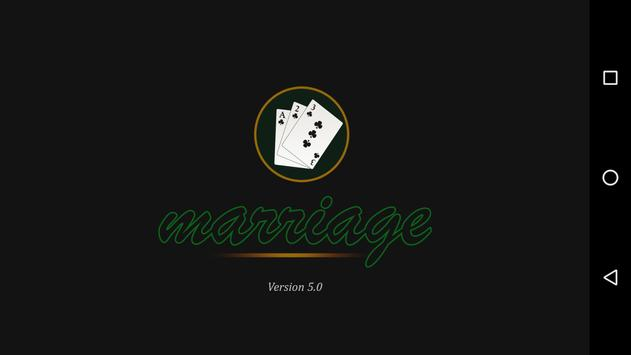 Marriage Card Game poster