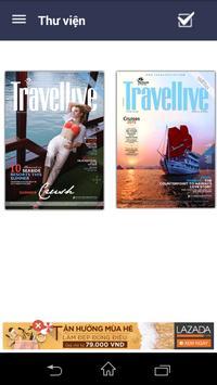 Tạp chí Travellive screenshot 5