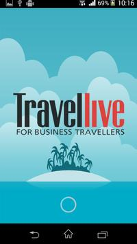 Tạp chí Travellive poster