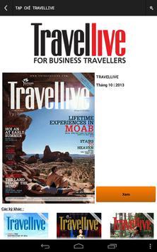 Tạp chí Travellive screenshot 10