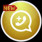 GOLDEN Whats Plus -PRANK- NEW icon