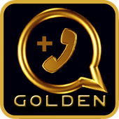 Golden Whatsa Plus PRANK icon