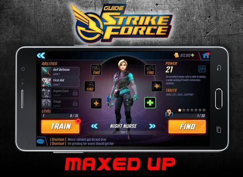 Guide Strike Force screenshot 2