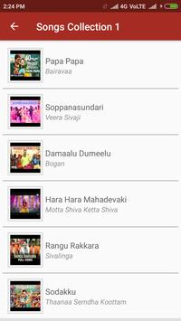 Tamil Kuthu Songs HD poster